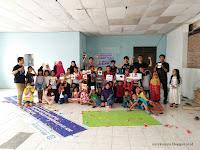 Rayakan Hari Anak Nasional Di Pulau Pasaran, Lampung