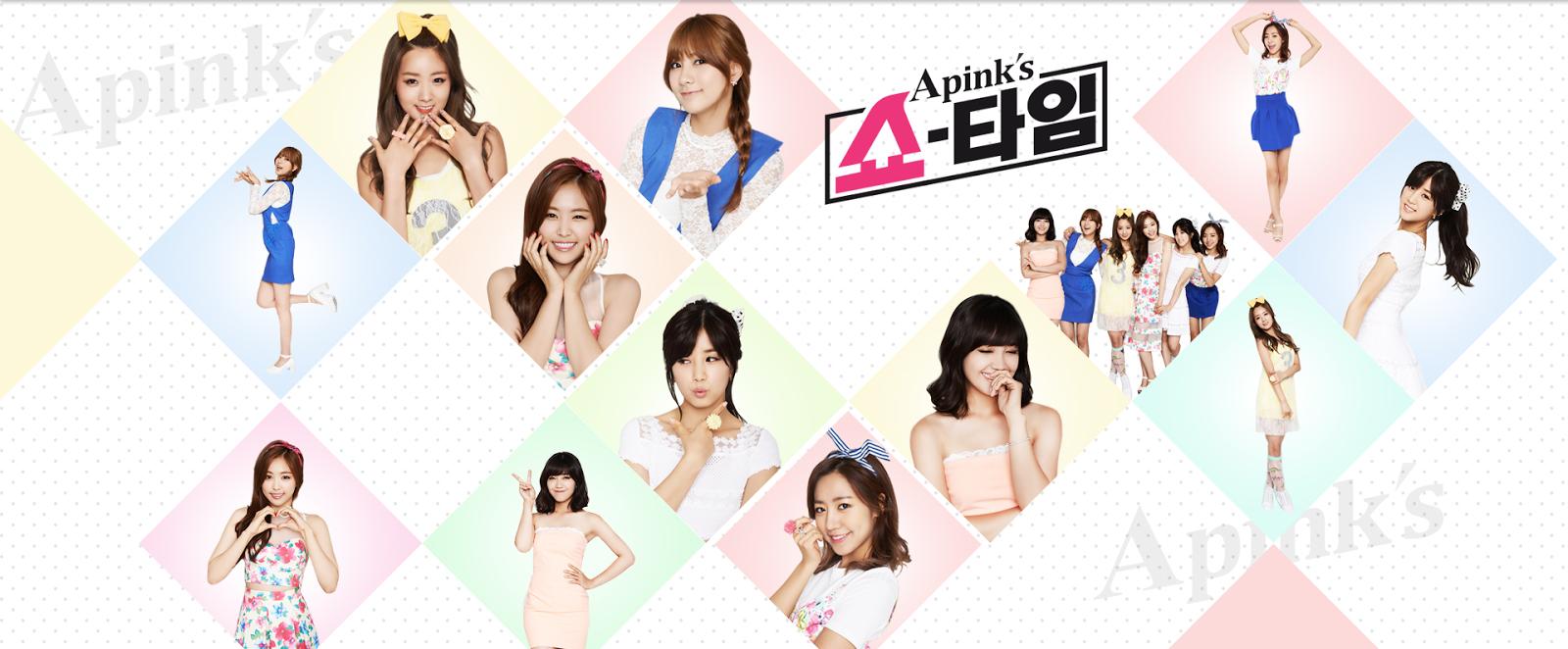 [Show] Apink Showtime E01