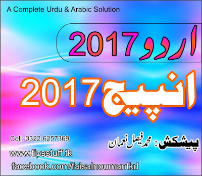 inpage 2017