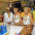 Twin Sisters Married Twin Brothers In Ghana And Their Photos Are Too Cute To Handle