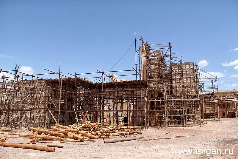 Киностудия Атлас (Atlas Corporation Studios). Город Уарзазат. Марокко
