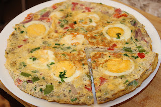 How To Make Egg Bread Pizza