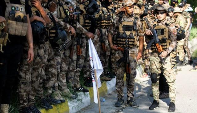 Milisi Syiah Irak Mengerahkan 250 Pasukannya Di Idlib Suriah