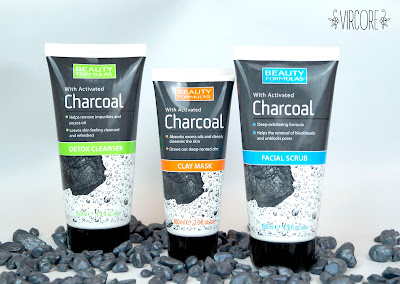 BEAUTY FORMULAS  carbon activo