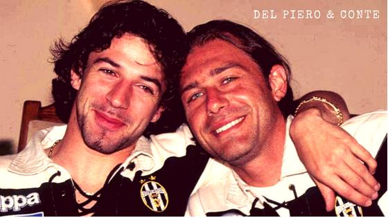 Del Piero dan Conte