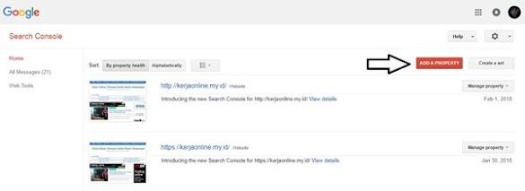 Cara Menampilkan Blog Di Google Search Engine Secara Otomatis