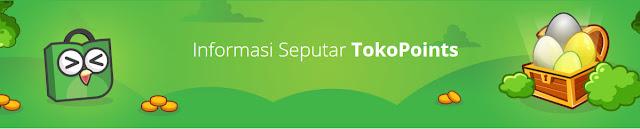 Informasi New Fitur Tokopoint Tokopedia