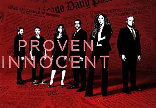 Proven Innocent Tv Show