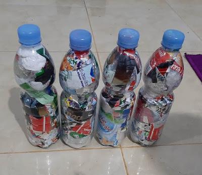 Ecobrick Solusi Pemanfaatan Sampah Plastik Yang Melimpah