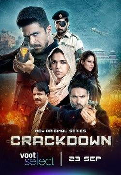 Crackdown Web Series All Seasons 480p