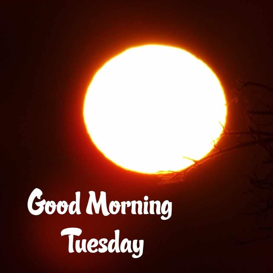 good morning image tuesday