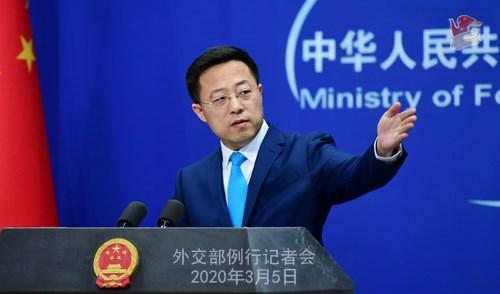 Nhiễm bệnh gấp 50 lần, Trung Quốc vẫn tố Mỹ 'mang dịch đến Vũ Hán'