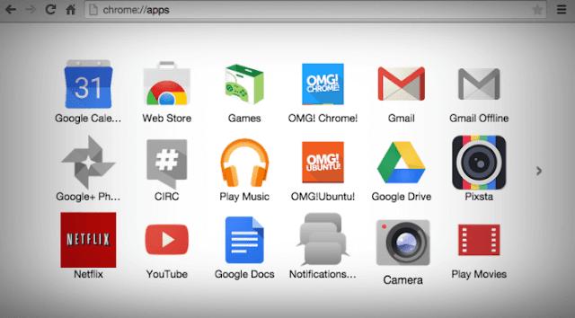 تسريع-متصفح-Google-Chrome-حذف-تطبيقات-الويب