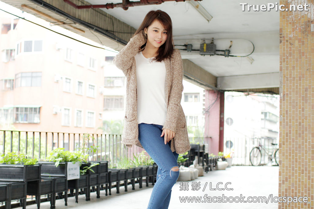 Image Taiwanese Model – Sun Hui Tong (孫卉彤) – A Day At Huannan Apartment - TruePic.net - Picture-3