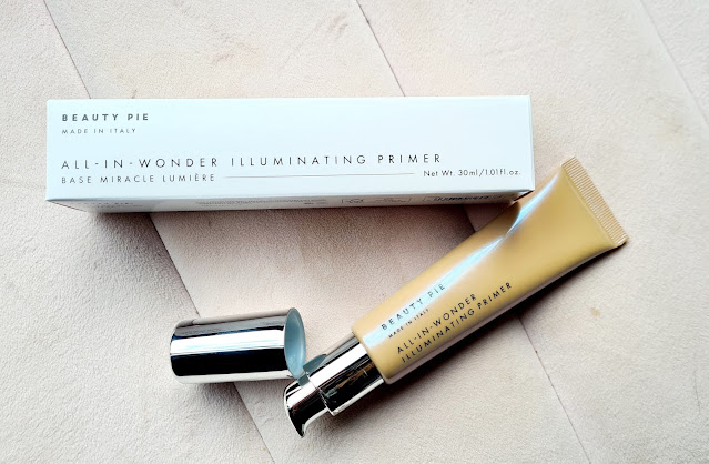 Beauty Pie All-In-Wonder Tinted Illuminating Primer review