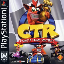 Download Crash Team Racing CTR EPSX PS1 For Android
