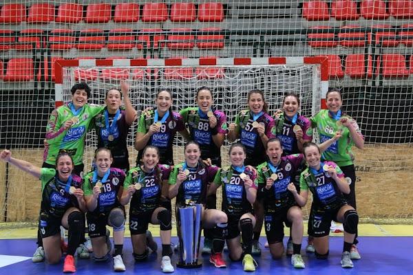 El Rincón Fertilidad se convierte en el campeón de la EHF European Cup