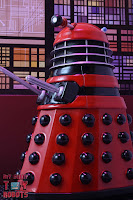 Custom TV21 Red Dalek Leader 17