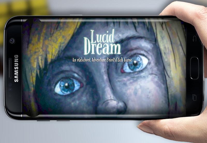 تحميل لعبة المغامرات والالغاز Lucid Dream Adventure لاندرويد
