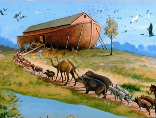 viagens biblicas