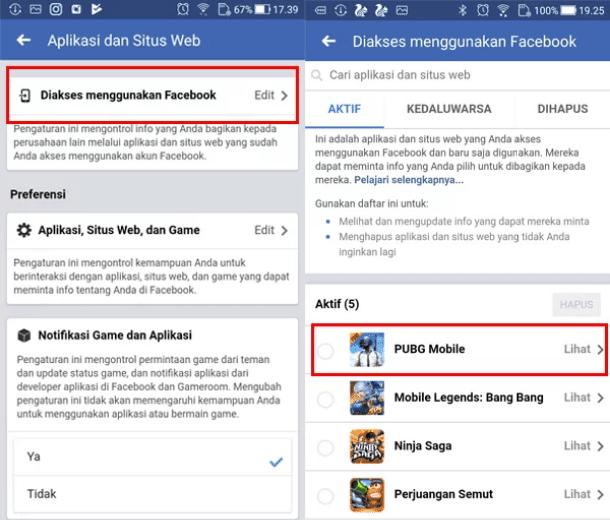 Cara Mudah Unbind Akun PUBG Mobile dari Facebook