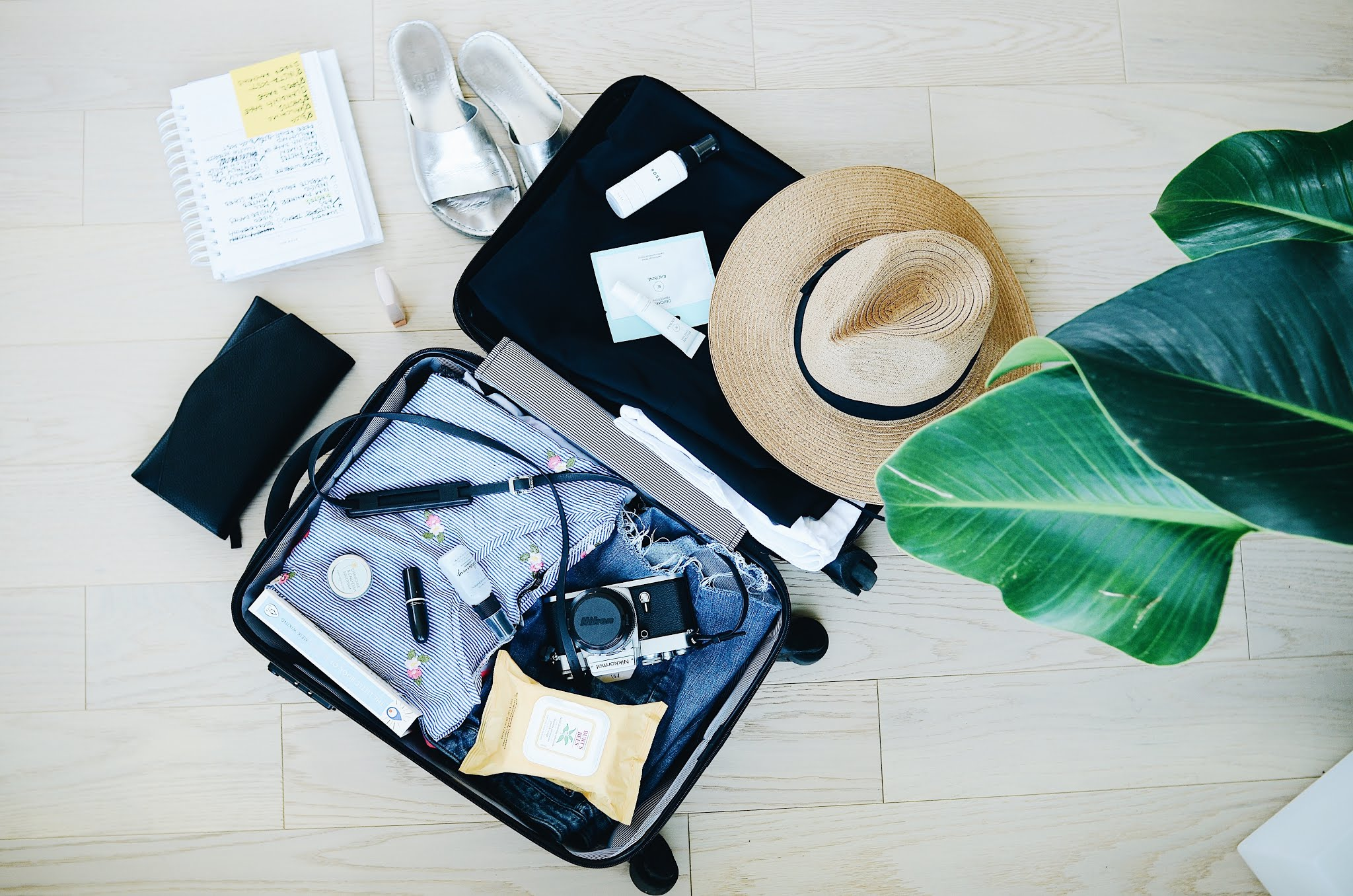 11 Travel Hacks That Will Save You Money, Time, Luggage Space, And More - Taylor Mead