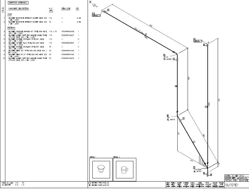 piping isometric drawing exercises pdf at getdrawingscom. Black Bedroom Furniture Sets. Home Design Ideas