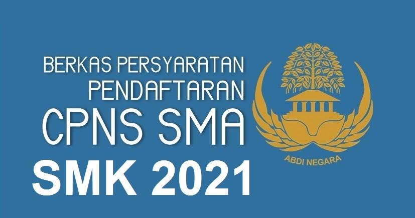 Syarat Pendaftaran CPNS 2021 Lulusan SMA/SMK, Semoga Kamu Lolos Ya
