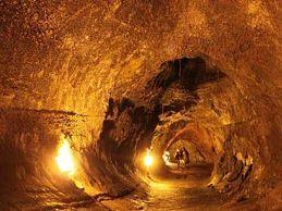 Türkiye'nin ilk lav tüpü mağarası nerededir?