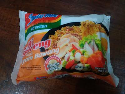 Indomie Goreng Rasa Ayam Bawang