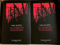 Logo Vinci gratis le copie del romanzo ''La foresta assassina''