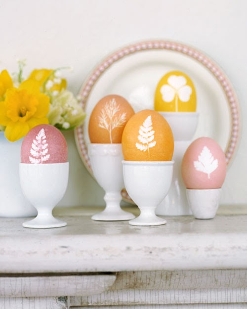 Blown Eggs Decorating Ideas