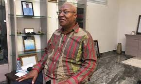 NDC Polls; I'm Not Frightened By Loud Cheers For Mahama - Prof Alabi