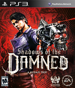 Shadows of the Damned PS3 Torrent