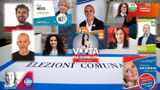 Over 100 candidates of Albanian origin in Italian Elections