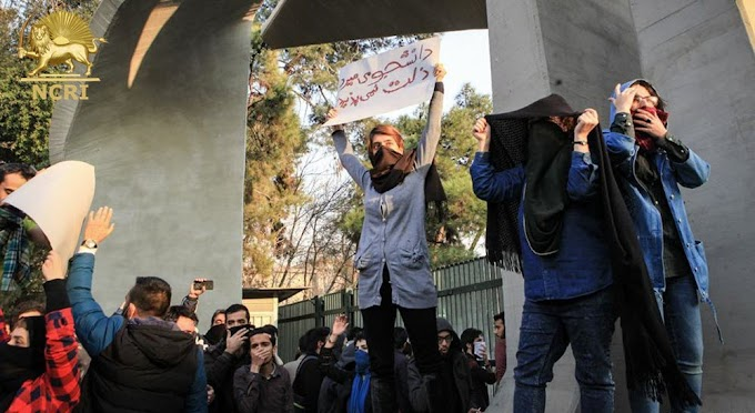 Iran Protests Are Not Only About Regime Corruption in Economy