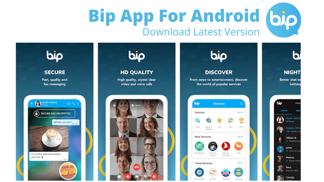 Bip App Download For Android Latest Version
