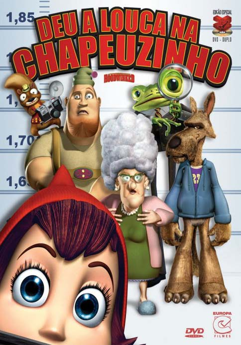 Deu a Louca na Chapeuzinho Torrent – BluRay 720p e 1080p Dual Áudio Download