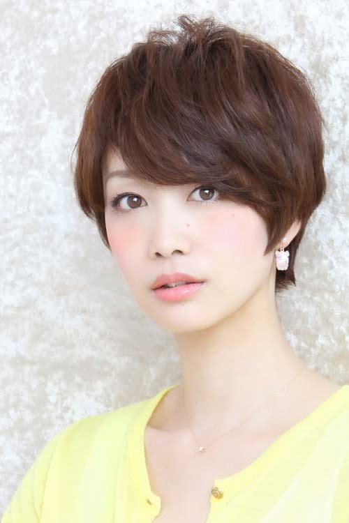 Perfect Hairstyle Best Short Asian Hairstyles For Women
