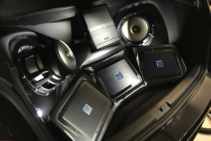 Menentukan Berapa Banyak Speaker Yang Dibutuhkan Untuk Mobil Anda