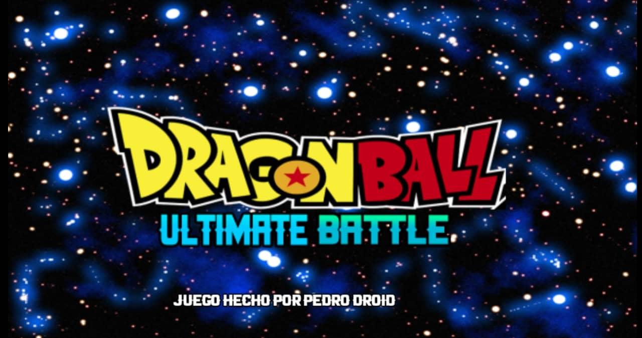 Dragon Ball Super Ultimate Tap Battle Mod Apk