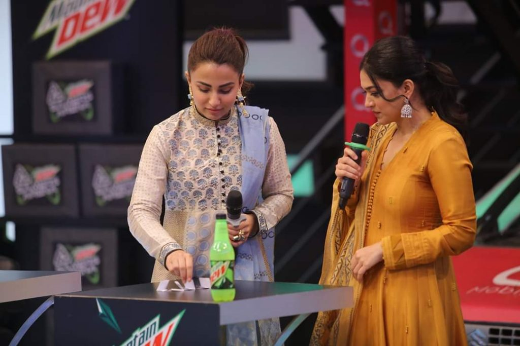 Jeeto Pakistan League| Sanam Jung And Ushna Shah Beautiful Clicks