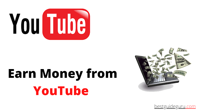 10+ Ways to Earn Money from YouTube