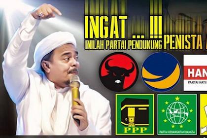 Partai Pendukung PERPPU Harus Siap-siap Bernasib Seperti Partai Pendukung Ahok