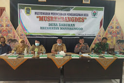 Keterlibatan Koramil Manisrenggo Dalam Musyawarah Desa