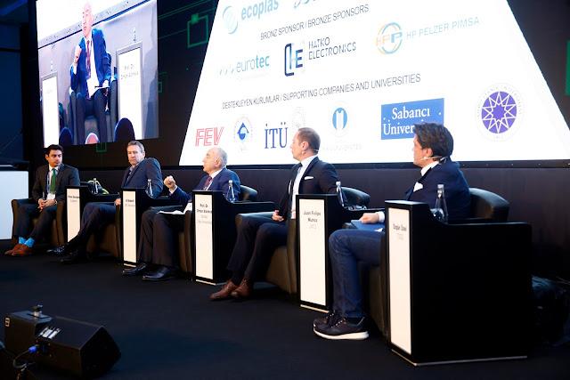 Dünyanın Mühendisleri, IAEC 2019'da Elektrikli Araçları Konuştu! - 5G ile Araçlar Mobil Cihaz Olacak