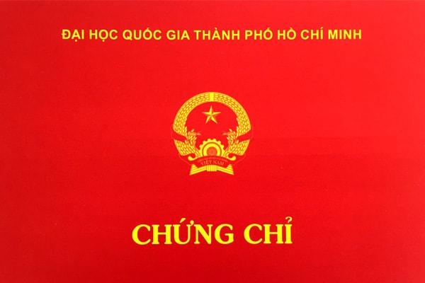 Học chứng chỉ ứng dụng CNTT cấp tốc tại Biên Hòa