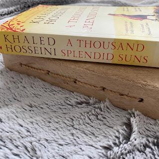 Book review: A Thousand Splendid Suns by Khaled Hosseini