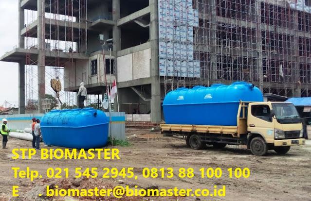 septic tank biomaster biotech adalah instalasi pengolahan air limbah