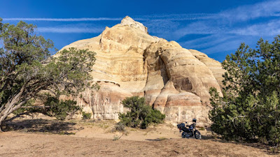 Boondocking in Rabbit Valley - Day 3: Exploring BLM Trails